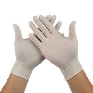 ABMhandelsagentur Einweg Handschuhe Nitril Puderfrei ABM Solutions GmbH