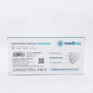 ABMhandelsagentur chirurgische Masken Corona Viren Virus ABM Solutions GmbH Kindermasken mediroc