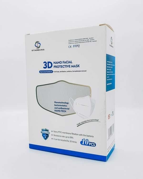 ABMhandelsagentur FFP2 Masken Corona Viren Virus ABM Solutions GmbH Starbuss FFP2