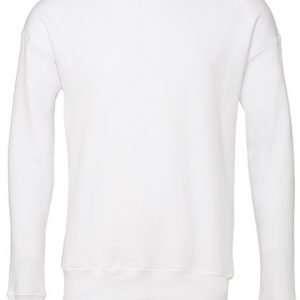 Unisex Drop Shoulder Fleece Hoodie Pullover Man Woman Design Style