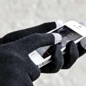 ABM Handschuhe Unisex Winter Herbst Handschuhe Touchfunktion Touch Touchscreen Smartphone Tablet Touch Gloves