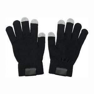 ABM Unisex Winter Herbst Handschuhe Touchfunktion Touch Touchscreen Smartphone Tablet Touch Gloves Schwarz