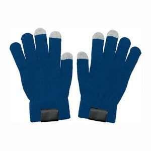 ABM Unisex Winter Herbst Handschuhe Touchfunktion Touch Touchscreen Smartphone Tablet Touch Gloves Blue Blau