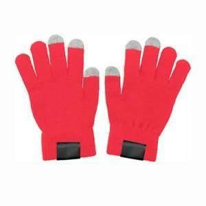 ABM Unisex Winter Herbst Handschuhe Touchfunktion Touch Touchscreen Smartphone Tablet Touch Gloves Rot Red