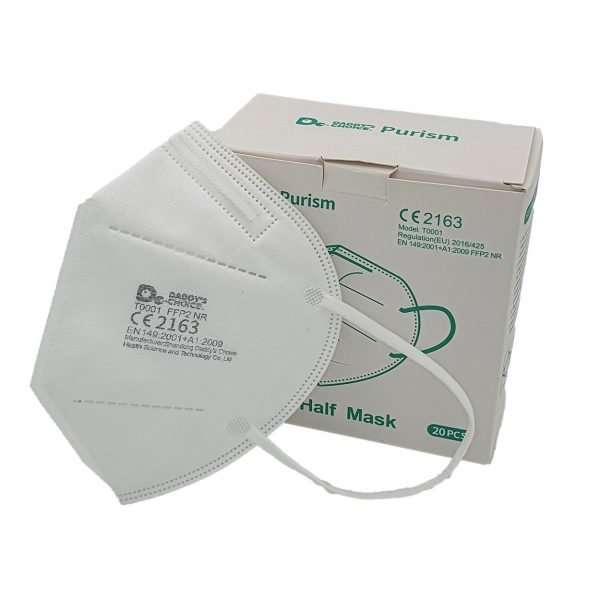 ABMhandelsagentur FFP2 Masken Corona Viren Virus ABM Solutions GmbH Daddys Choice FFP2 NR Maske Sicherheit hochwertig Corona Günstig FFP2 Maske NR Preiswert 20Stück Daddys Choice Maske