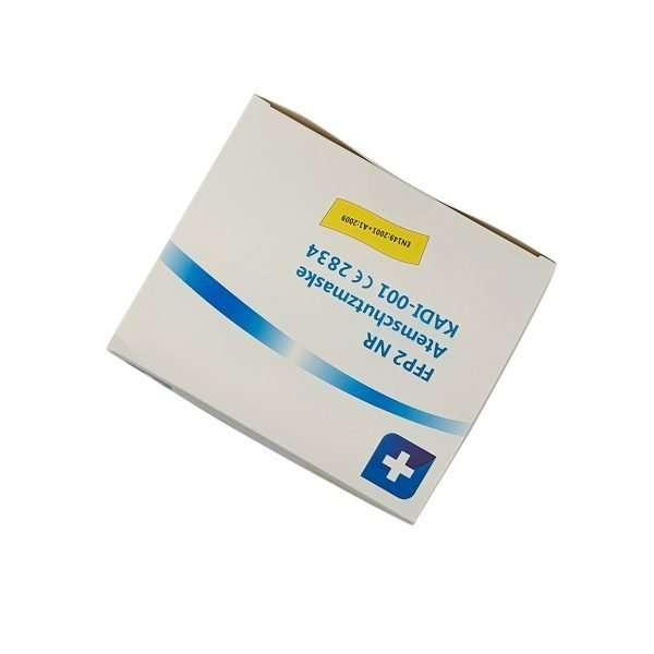 ABMhandelsagentur FFP2 Masken Corona Viren Virus ABM Solutions GmbH Kadi-001 FFP2 NR Maske Sicherheit hochwertig Corona Starbuss Günstig Kadi-001 FFP2 Maske NR